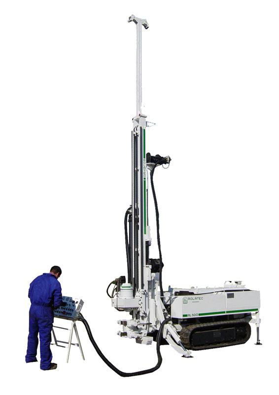 Rolatec RL-50-D